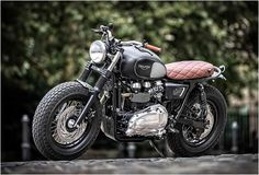 TRIUMPH BONNEVILLE | BY DOWN & OUT | automotive99.com
