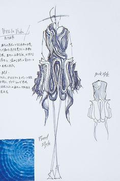 第21回 浜松シティファッションコンペ 準グランプリ 横山 翔吾 テーマ:Viva la Vida
