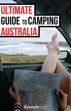The ultimate guide to camper van camping in Australia - the best way to travel Down Under Camping Places, Van Camping, Camping With Kids, Family Camping, Camping Cabins, Brisbane, Sydney, Ways To Travel, Rv Travel