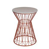 Found it at AllModern - Drum End Table