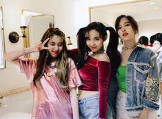 Chaeyoung - Nayeon - Mina Twice Nayeon, South Korean Girls, Korean Girl Groups, K Pop, Twice What Is Love, Twice Group, Bts Twice, Have A Great Friday, Sana Momo