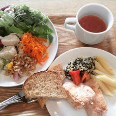 デイルズフォード・オーガニック (Daylesford Organic )表参道 レストラン #omotesando #Organic http://www.tokyo-cafe.com/omosan-harajyuku/5842/