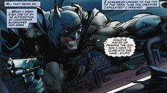 Deconstructing the Complete and Utter Insanity of 'Batman: Odyssey' - ComicsAlliance | Comic book culture, news, humor, commentary, and reviews