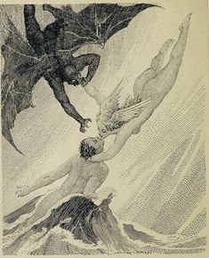 Norman Lindsay Via The Quiet Steeps Of Dreamland Dark Fantasy Art, Dark Art, Norman Lindsay, Art And Illustration, Illustrations, Art Inspo, Art Noir, Satanic Art, Esoteric Art