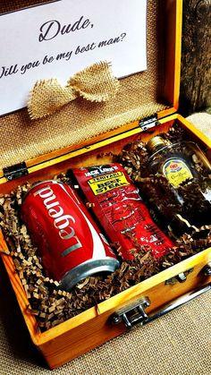 SALE Personalized Groomsmen Gift Box Bridesmaid Keepsake Box - Maid of Honor Gift Best Man Gift on Etsy, £6.80