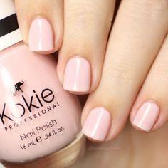 Kokie Professional Salon Quality Nail Polish Be Mine Pink, fl oz Pink Nail Colors, Nail Polish Colors, Christmas Nail Polish, Long Lasting Nail Polish, Nail Pops, Seasonal Nails, Flower Nail Designs, Best Nail Polish, French Tip Nails