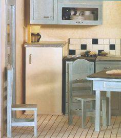 How to: Miniature kitchen.
