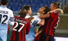 Mexes, Paletta og Zaccardo tilbage mod Chievo!
