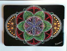 Mandala Dot Art by Nina Italy