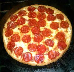Arrowroot Powder Pizza Crust, Paleo Pizza, primal pizza, arrowroot powder, gluten free, grain free