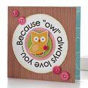 Owl Always Love You Card