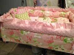 American Girl Bitty Baby Doll Crib Bedding Set ... Customize Your Own/ M2m 4…