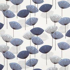 Buy Sanderson Dandelion Clocks Furnishing Fabric Online at johnlewis.com