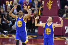 NBA Finals: Game Four Recap—Splash Brothers Show Up (finally)