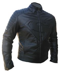 Classic Leather Jacket, Leather Jacket With Hood, Swag Outfits, Cool Outfits, Superman Man Of Steel, Batman Outfits, Tactical Clothing, Stylish Tops, Jacket Style