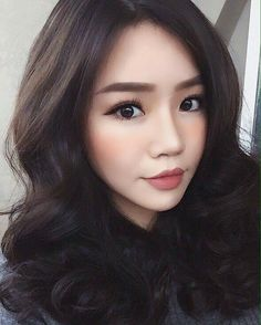 Ideas for wedding makeup asian vintage - Prom Makeup Looks Wedding Makeup Tips, Natural Wedding Makeup, Prom Makeup, Bridal Makeup, Natural Makeup, Hair Makeup, Hair Wedding, Korean Wedding Makeup, Makeup Eyeshadow