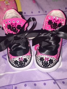 ... order online 8e391 290a5 Bling custom converse hand painted and  crystallized with … Bling Converse Leopard ... 46aed6f19