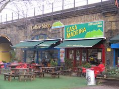 Casa Maseira, Portugese restaurant in Vauxhall.