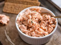 Salmon Rillettes With Chives and Shallots Recipe | Serious Eats