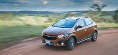 Onix, o carro mais vendido do Brasil, ganha uma versão aventureira