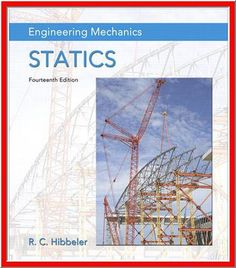 http://dticorp.ecrater.com/p/27185633/engineering-mechanics-statics-14th-edition - Engineering Mechanics: Statics 14th Edition by Russell C. Hibbeler - PDF eBook