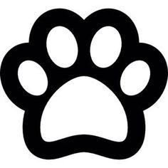siluetas de hueso y perros - Buscar con Google