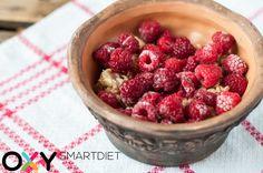 #śniadanie #maliny #owsianka #pomysł #dieta #fit #dietaoxy #motywacja #odchudzanie