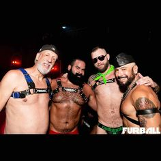 """Furball on Instagram: """"Missed Furball Palm Springs Leather Pride this weekend? Not to worry, we have Key West Bear Weekend coming up in only a few days! Thanks…"""""""