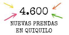Muchas muchas novedades en www.quiquilo.es