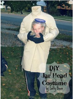 Learn how to make cute, creative costumes your kids will love. With a good idea and a few inexpensive or recycled materials, you can keep the focus on the fun.