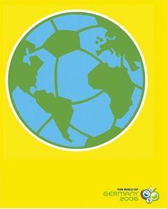 Niklaus Troxler, 2004 - FIFA worldcup, proposal 1