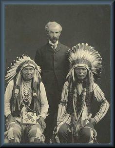 Chief Joseph (Nez Perce), Edmund S. Meany, Red Thunder (Nez Perce) the nephew of Chief Joseph - 1903