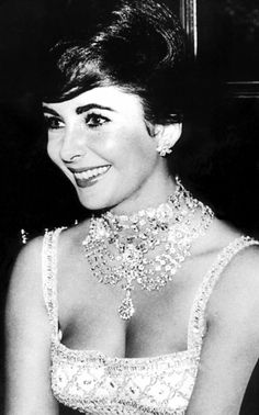 "Liz Taylor,""Beautiful"""