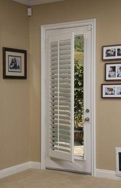 Opt for shutters for sliding doors shutters and blind - Curtains for sliding glass doors in bedroom ...