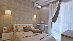 Спальня 12 кв. м. с балконом