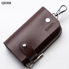 a0f86c7b4ff2d bag for keys Picture - More Detailed Picture about Key Wallets Genuine Leather  Case Men Key Holder Housekeeper Keys Organizer Male Fashion Smart Pouch Bag  ...