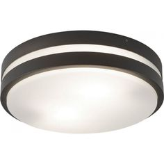 3792-2GY Outdoor 2 Light Round Dark Grey Opal White Diffuser Flush Back Gardens, Outdoor Areas, Incandescent Bulbs, Light Shades, Outdoor Lighting, Dark Grey, Beams, Diffuser, Opal