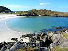 Favourite beach at Achmelvich, North west Scotland