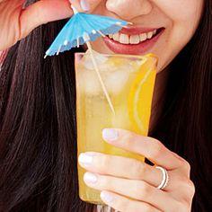 Citrus-Honey Beer Shandy | MyRecipes.com