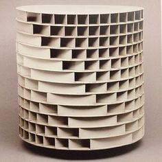 Gianni Colombo, 'Aventric structure', 1962.