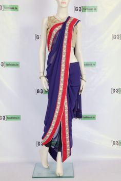 Anamika Khanna Saree Draping like Sonam kapoor Half Dhoti Saree