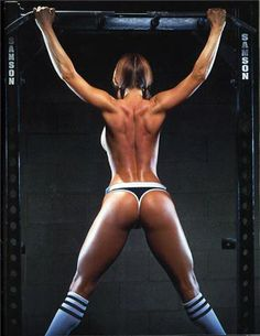 Interesting Bodybuilding Pin re-pinned by Prime Cuts Bodybuilding DVDs: The World's Largest Selection of Bodybuilding on DVD. http://www.primecutsbodybuildingdvds.com/Women-s-Bodybuilding-DVDs