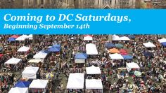 District Flea - U Street Corridor, Sept 14 through Oct 19th at 945 Florida Ave NW. Vintage, collectibles, antiques and food!