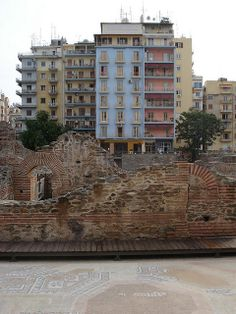 Navarino square, #Thessaloniki, #Central_Macedonia, #Greece