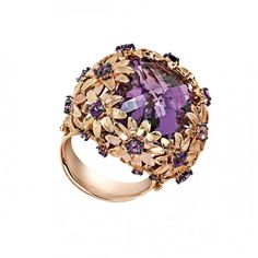 AFRICAN VIOLET IS ONE OF PANTONE'S TOP TEN COLOR PICKS FOR SPRING 2013-Roberto Coin