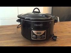 Review da panela slow cooker da crock pot- receita de costelinhas- katherinne Ribeiro - YouTube