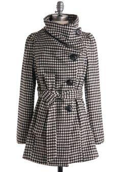 Carefully Chosen Coat, #ModCloth