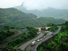 Image result for Mumbai to Pune Expressway hd