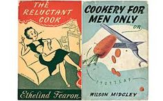 Image result for old cookery books