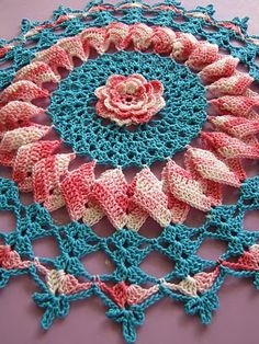 BellaCrochet: What Makes a Good Pattern? A very pretty outcome!